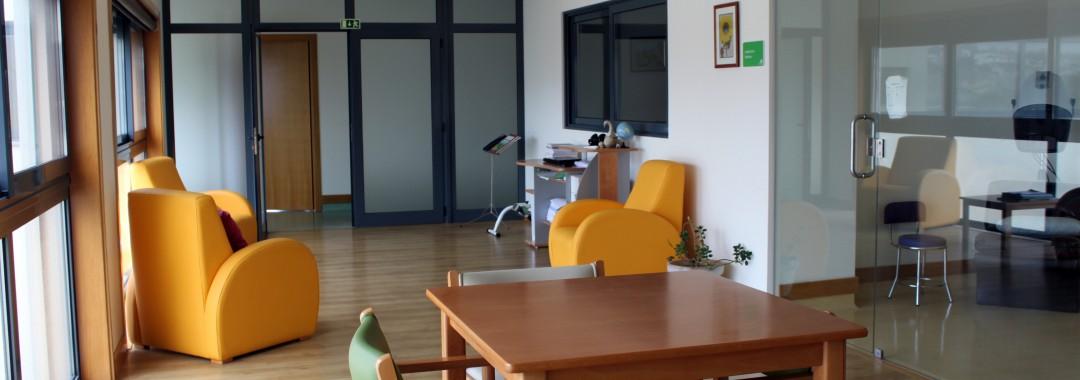 Sala de Estar - Centro Sénior Associação Lar Emanuel